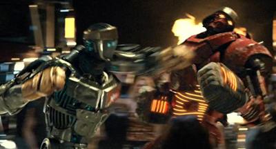 Image - Atom vs Black Top.jpg | Real Steel Wiki | FANDOM ...