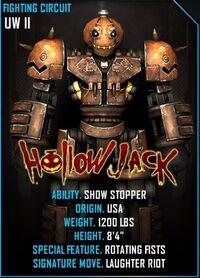 Hollowjack Real Steel Wiki Fandom Powered By Wikia