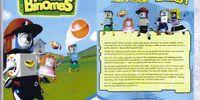 Binomes series