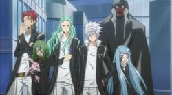 Byakuran's family