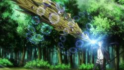 Mukuro Hell Ring Blast 2