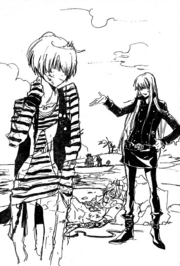 Squalo and Belphegor