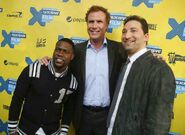 Etan-Cohen-with-Kevin-Hart-and-Will-Ferrell