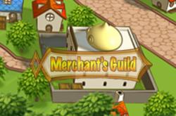 Merchant's Guild map