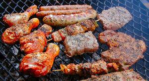 Recipe for grilling steak