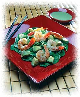 File:Quick Avocado, Shrimp and Wasabi Salad.jpg