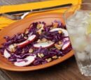 Red Belgian Cabbage Salad