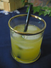 Cocktail batidademaracuja