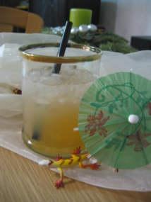 Cocktail hemingway