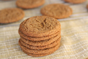 Ginger Spice Cookies 3