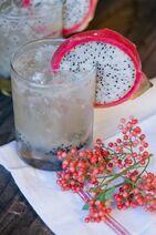 Dragonfruit cocktail