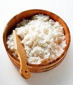 Nasi Lemak (Malaysian Coconut Rice)