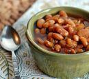 Crockpot BBQ Baked Beans