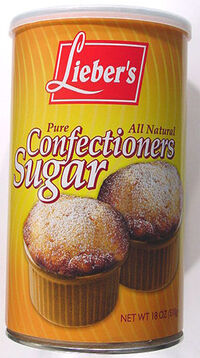Confectioners'Sugar