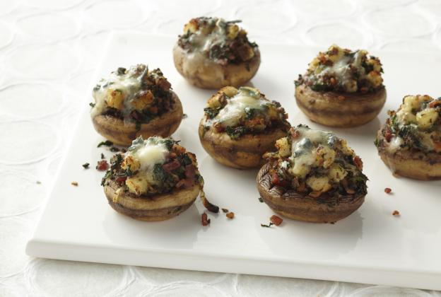 File:Bacon-blue-cheese-stuffed-mushrooms.jpg