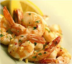 Pan-Fried-Shrimp-with-Garlic-Recipe