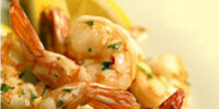 Asian Garlic Shrimp