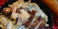Cajun Chicken Florentine