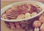 Baked Pork with Potatoes