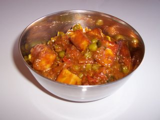 File:Matar Paneer (Cottage Cheese with Green Peas).jpg