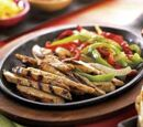 Rob Weller's Healthy Chicken Fajitas