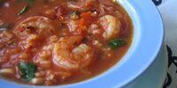 Fat-free Shrimp Soup