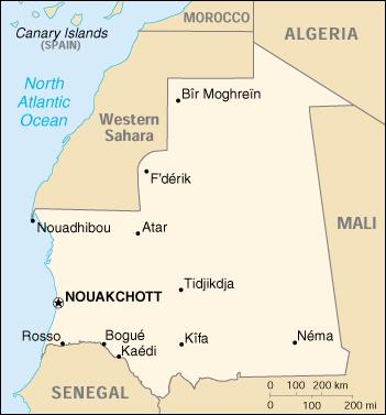 File:Map of Mauritania.jpg
