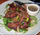 Vietnamese Bo Luc Lac Salad