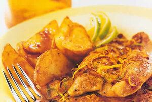 Spicy Citrus Grilled Fish
