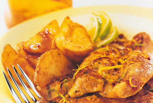 File:Spicy Citrus Grilled Fish.jpg
