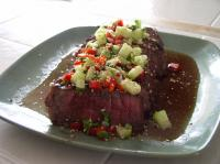 File:Beef Teriyaki With Cucumber Salsa.jpg