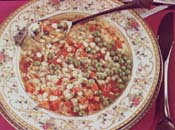 Macaroni and Vegetable Soup