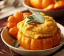 Mashed Pumpkin