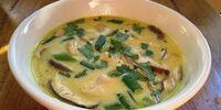 Lemon Grass Chicken Soup