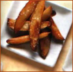 B potato wedges