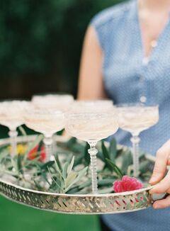 Champagne-julep