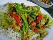 1-058 curry chicken