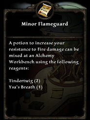 MinorFlameguard