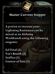 MasterCurrentStopper
