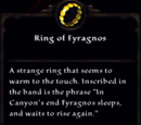 Ring of Fyragnos