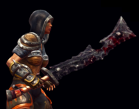 Bloodhunter Model