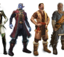 Playable races