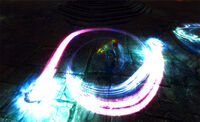 Chakram spin2