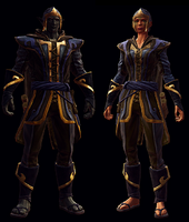 Cotton Armor Set