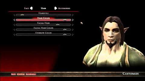Stealth Character Creation - Kingdoms of Amalur Reckoning