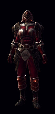 Vigilant armor set female