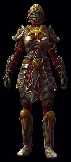 Dvergan Armor Set Fem