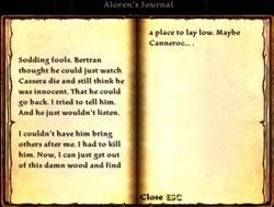 Alorensjournal