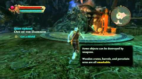 Kingdoms of Amalur Reckoning Gameplay - Part 1 - Out of the Darkness (Main Quests)