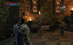 Buried Alive Quest Screenshot
